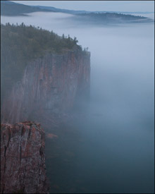 Palisade Head, North Shore, Minnesota