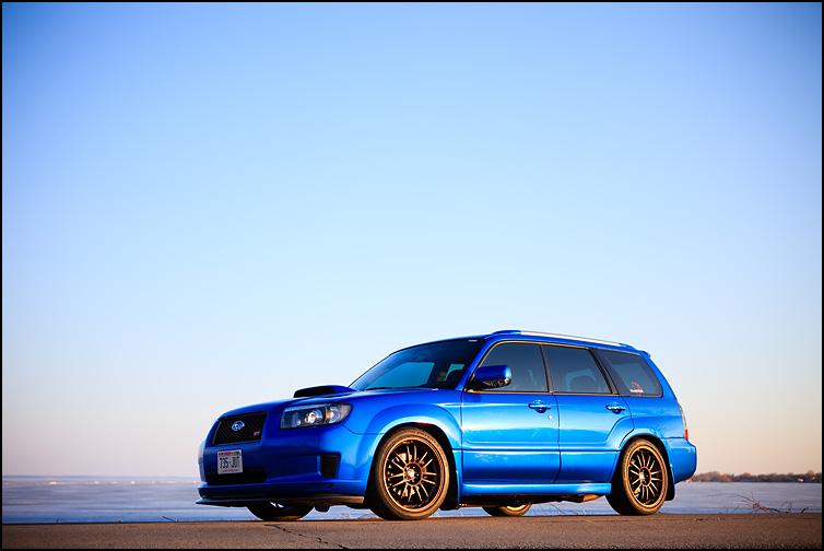 Subaru Forester Sports