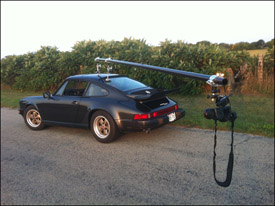 Porsche 911 Rig Picture Photography