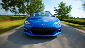 Subaru BRZ Rig Photography Picture